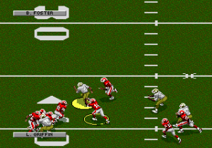NFL Football '94 Starring Joe Montana (U)