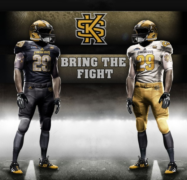 Kennesaw State Owls Football Uniforms Released Mccreary Broadcasting