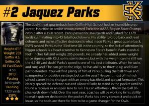 J Parks Profile